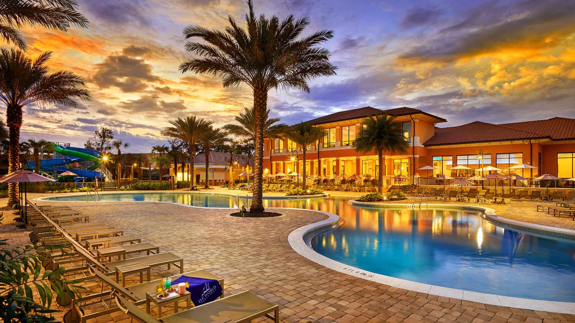 Clc Regal Oaks Vacation Townhomes Near Orlando Clc Regal Oaks Resort
