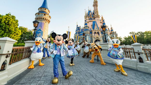 Walt Disney World characters